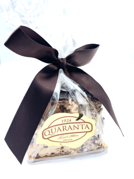 Italian Soft Nougat Cube - Chocolate