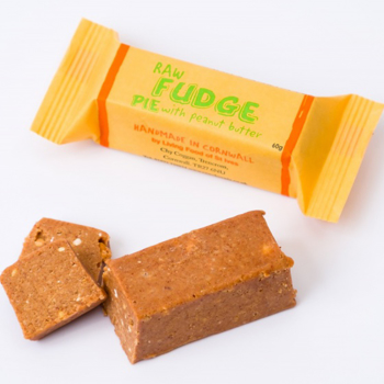 Raw Dairy Free Fudge - Peanut Butter