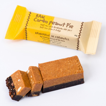 Raw Combo Pie - The Peanut Pie Combo