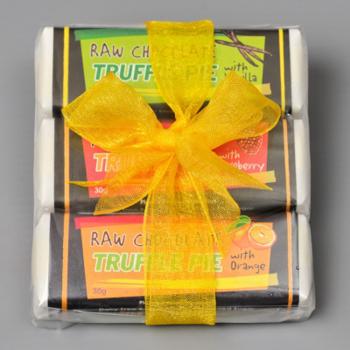 Raw Dairy Free Pie - Truffle Gift Pack