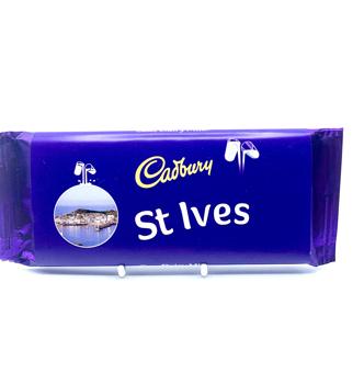 Cadbury Chocolate Bar - St Ives