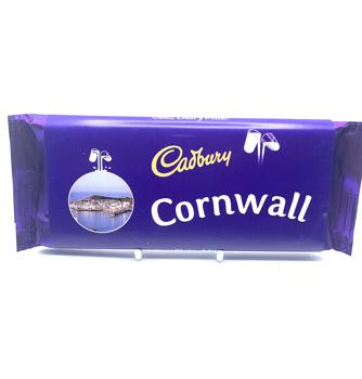 Cadbury Chocolate Bar - Cornwall