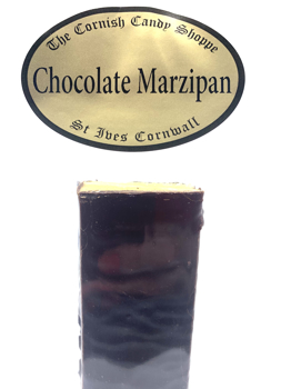 1/2 Bar Chocolate Marzipan