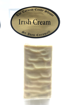 1/2 Bar Irish Cream Fudge
