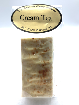 1/2 Bar Cream Tea Fudge