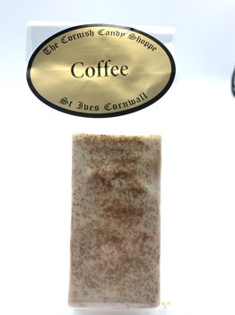 1/2 Bar Coffee Fudge