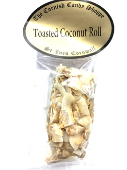 1/2 Bar Toasted Coconut Flake Roll