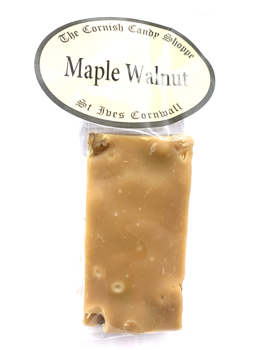 1/2 Bar Maple walnut Fudge