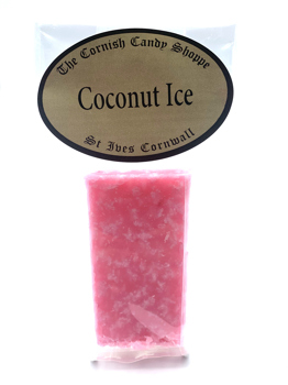 1/2 Bar Coconut Ice