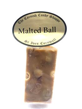 1/2 Bar Malted Ball Fudge