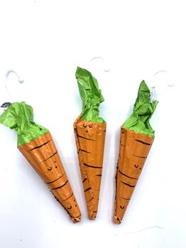 Chocolate Carrot Umbrellas