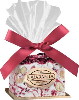 Italian Soft Nougat Cube - Country Berries