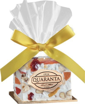 Italian Soft Nougat Cube - Exotic Fruits