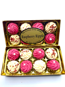 Gold Boxed Raspberry Ripple