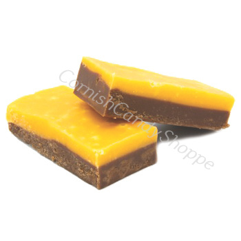 Chocolate Orange Split Bar