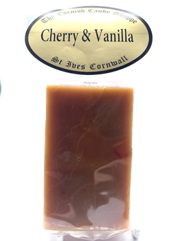 1/2 Bar Cherry & Vanilla