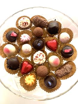 12 Piece Chocolates Choice