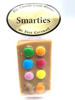 1/2 Bar Smartie Fudge