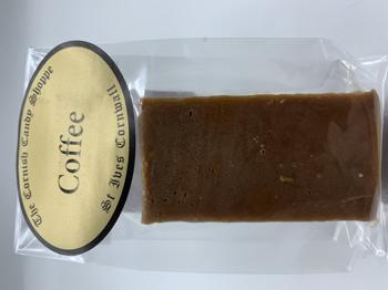 1/2 Bar Coffee Fudge