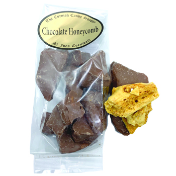 Hand Made Chocolate Covered Honeycomb Pieces