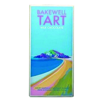 Bakewell Tart Chocolate Bar