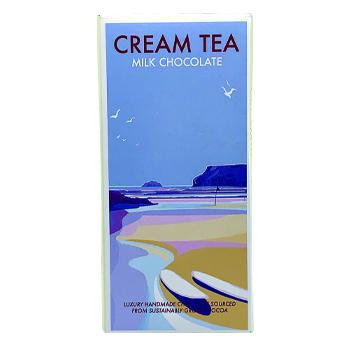 Cream Tea Chocolate Bar