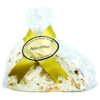 Italian Soft Nougat - Ameretto