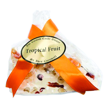Italian Soft Nougat - Tropical Fruits