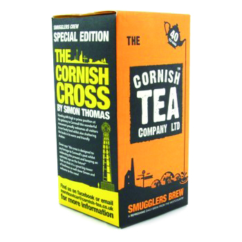 Cornish Smugglers Brew Tea 40 pack